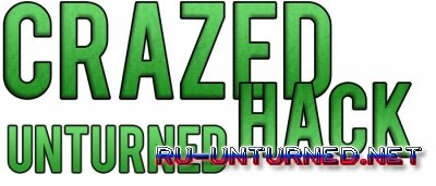 Crazed Hack v2.0 для Unturned 2.2.4